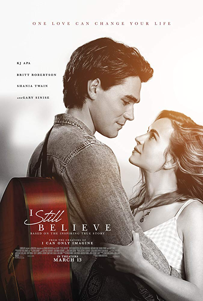 Movie poster for I Still Believe