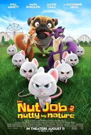 Movie poster for Nut Job 2