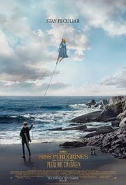 Movie poster for Miss Peregrine's Home for Peculiar Children