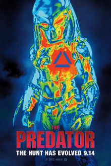 Movie poster for Predator